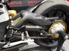 CARBON2RACE MV AGUSTA DRAGSTER 800 2014-2019 CARBON FIBER REAR HUGGER