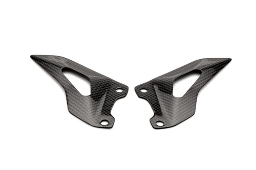CARBON2RACE TRIUMPH SPEED TRIPLE 1050 S/RS 2016-2018 CARBON FIBER HEEL PLATES