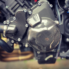 CARBON2RACE YAMAHA MT09 FZ09 2013-2020 CARBON FIBER ALTERNATOR COVER