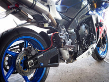 CARBON2RACE YAMAHA YZF-R1 2009-2014 CARBON FIBER SWINGARM COVERS
