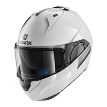 SHARK 2020 EVO-ONE 2 BLANK WHITE HELMET