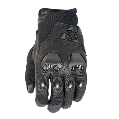 FIVE STUNT EVO LEATHER BLACK
