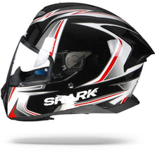 SHARK SKWAL 2 ECE SYKES BLACK/WHITE REPLICA HELMET
