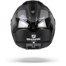 SHARK 2020 SPARTAN GT CARBON TRACKER CARBON/ANTHRACITE/RED HELMET