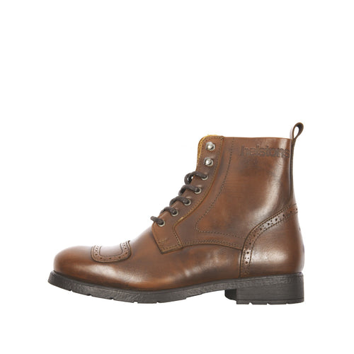 Helstons TRAVEL Leather Boots - Aniline Tan