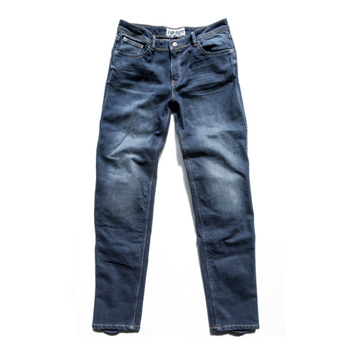 HELSTONS CORDEN JEANS SUPERSTRETCH BLUE WASHED