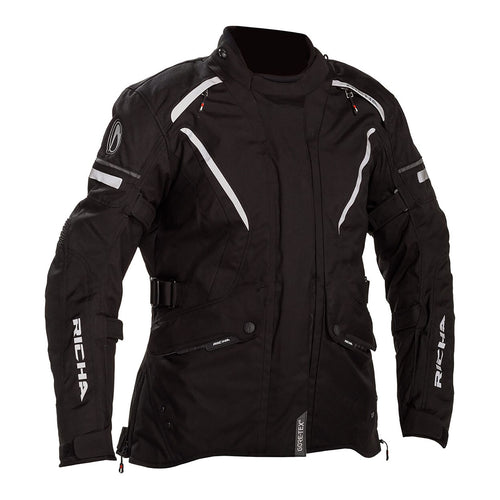 RICHA LADIES CYCLONE GORE-TEX JACKET - BLACK