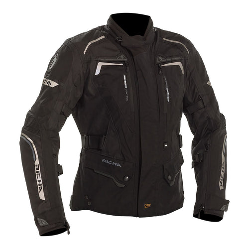 RICHA LADIES INFINITY 2 JACKET - BLACK