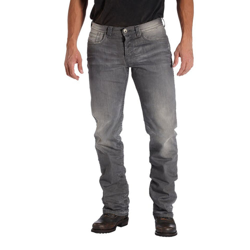 ROKKER REBEL JEANS - GREY