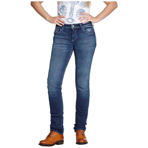 ROKKER ROKKERTECH LADIES JEANS - BLUE