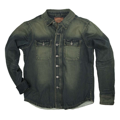 ROKKER DENIM RIDER SHIRT