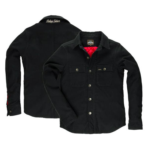 ROKKER BLACK JACK RIDER THERMAL LINED SHIRT