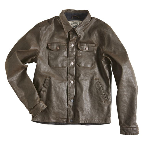 ROKKER ROKKERTECH BROWN JACKET