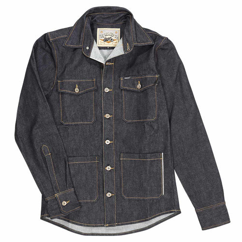 ROKKER SELVEDGE WORKER JACKET