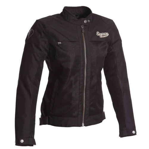 SEGURA LADY WALT JACKET - BLACK