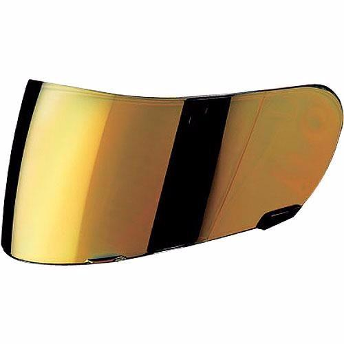 CWR-1 GOLD VISOR FOR SHOEI RYD