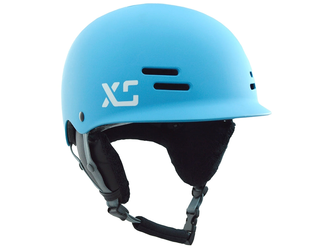 XS Unified - Freeride Helmet (Matt Turquoise)