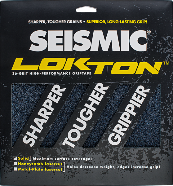 Seismic - Lokton Grip