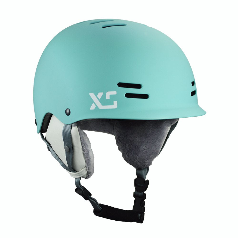 XS Unified - Freeride Helmet (Matt Sea Glass)
