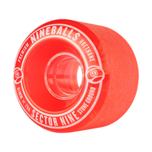 Sector 9 - Nineballs 61mm 78a Red