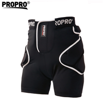 ProPro - Crash Shorts w/ Silicone Tail Guard