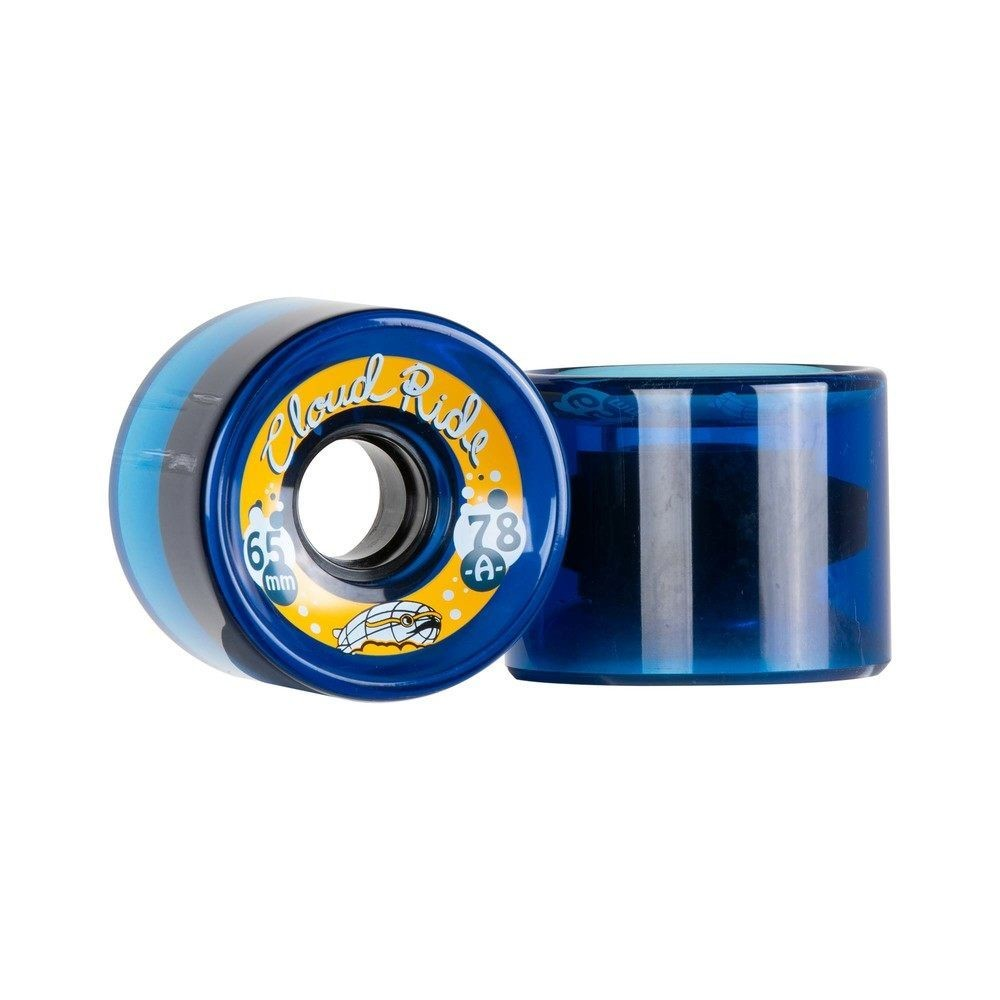 Cloud Ride - Clear midnight blue Cruisers 78a 65mm