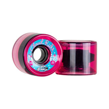 Cloud Ride - Clear pink Cruisers 78a 65mm
