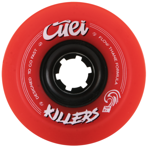 Cuei - 74mm Killers Flow Thane 80a