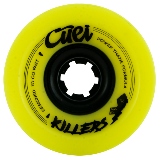 Cuei - 74mm Killers Power Thane 80a