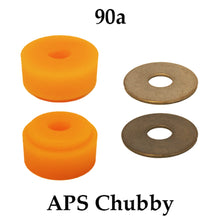 Riptide - APS Chubby Bushings 85a, 90a, 95a (set of 2)