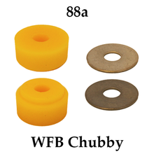 Riptide - WFB Chubby Bushings 83a, 88a, 93a (set of 2)