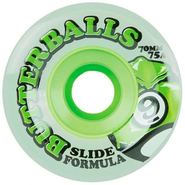 Sector 9 - 70mm GREEN BUTTERBALLS 75a