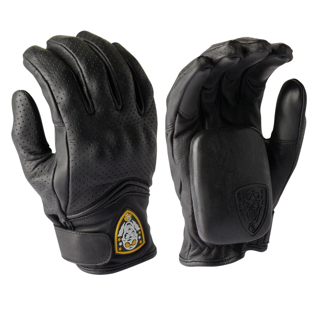 Sector 9 - Lightning slide gloves