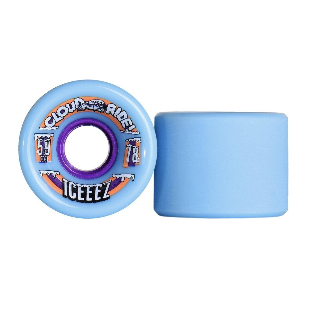 Cloud Ride - 59mm Iceeez 78a Blue