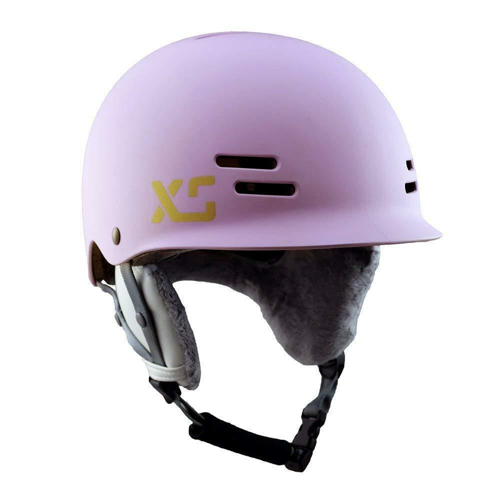 XS Unified - Freeride Helmet (Matt Lilac)