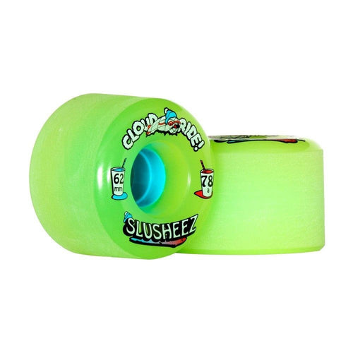 Cloud Ride - 62mm Slusheez 78a Lime
