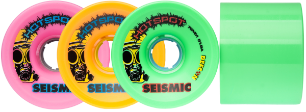 Seismic - 76mm Hot Spot (Defcon Formula)