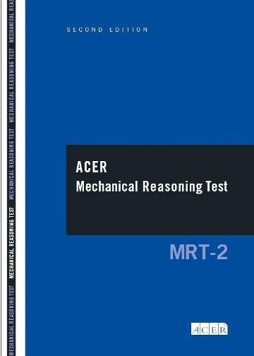 ACER Mechanical Reasoning Test - Second Edition