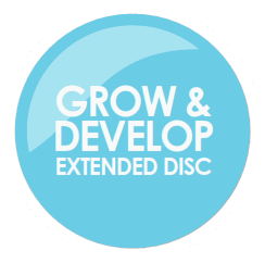 Extended DISC - Grow & Develop (DISC Profile)