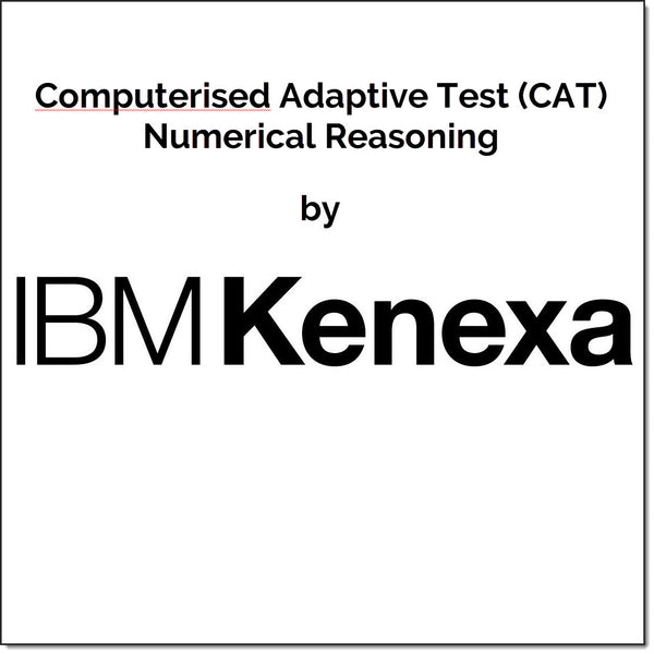CAT Numerical Reasoning Test