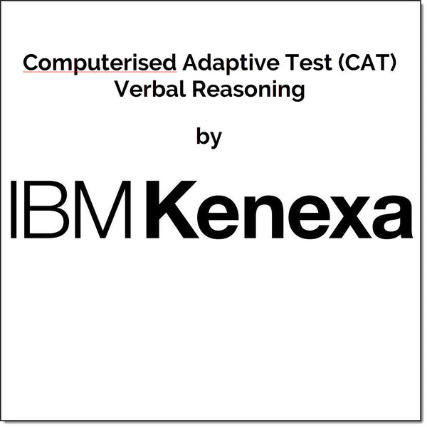 CAT Verbal Reasoning Test