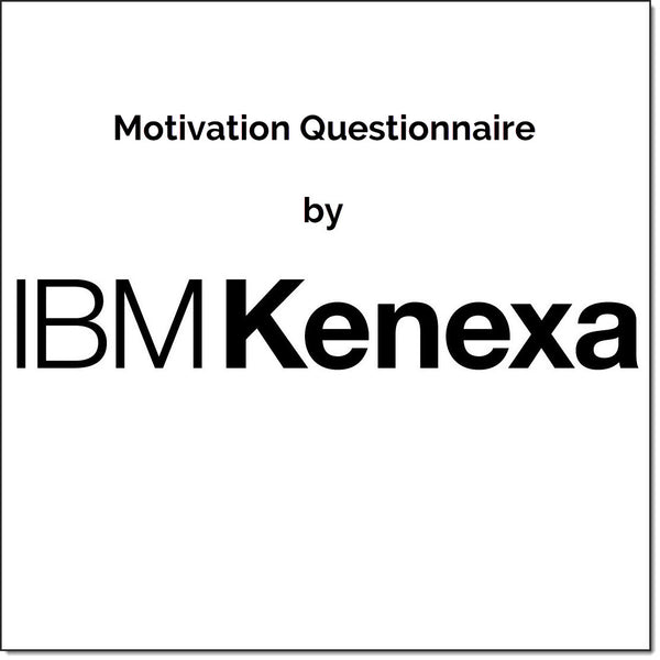 Motivation Questionnaire
