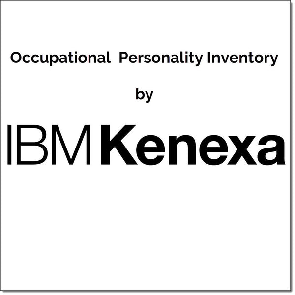 Occupational Personality Inventory (OPI)