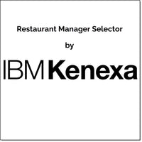 Restaurant Manager Selector Assessment