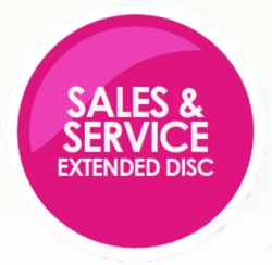 Extended DISC - Sales & Service (DISC Profile)