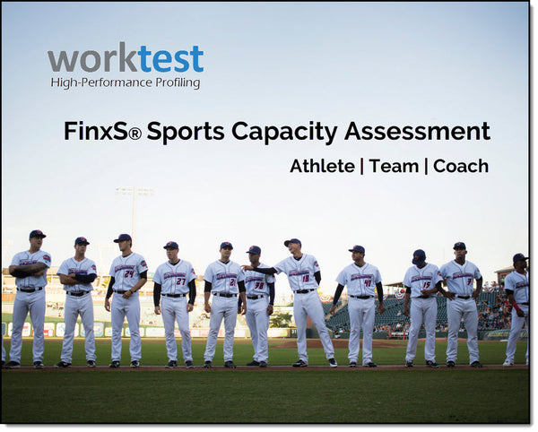 FinxS® Sports Capacity Assessment