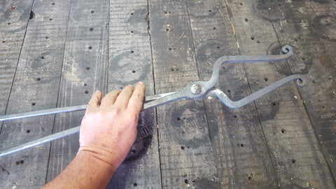Hammer Eye Tongs