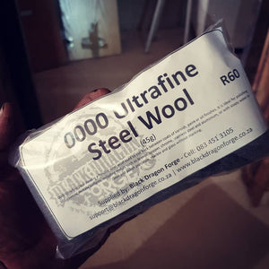 0000 Ultrafine Steel Wool
