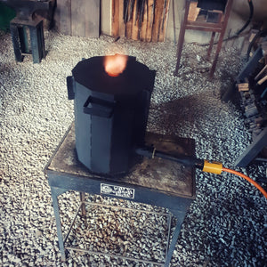 Home Foundry / Smelting Furnace