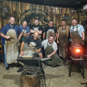 Intro To Bladesmithing - 1 Day Class